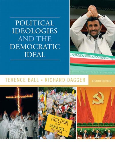 Political Ideologies and the Democratic Ideal  8th 2011 edition cover