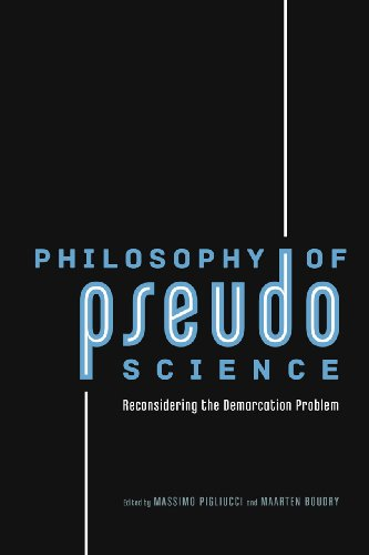Philosophy of Pseudoscience Reconsidering the Demarcation Problem  2013 edition cover