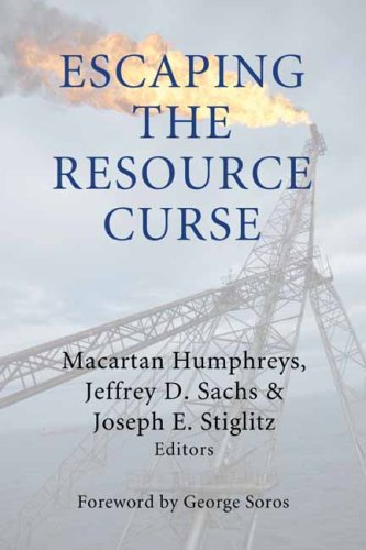 Escaping the Resource Curse   2007 edition cover