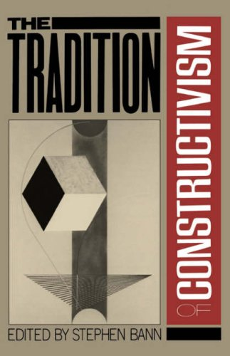 Tradition of Constructivism  Reprint  9780306803963 Front Cover