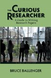 Curious Researcher A Guide to Writing Research Papers 8th 2015 edition cover