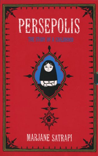 Persepolis Boxed Set  N/A edition cover