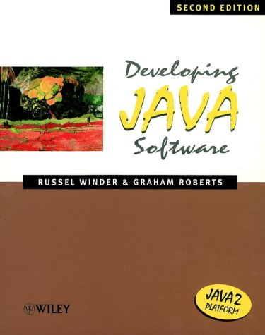 Developing Java Software  2nd 2000 (Revised) 9780471606963 Front Cover