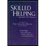 SKILLED HELPING AROUND THE WOR 8th 2007 9780495127963 Front Cover