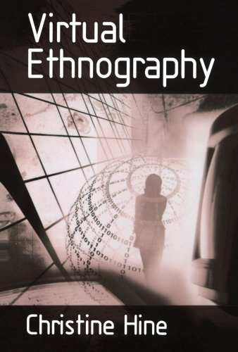 Virtual Ethnography   2000 9780761958963 Front Cover