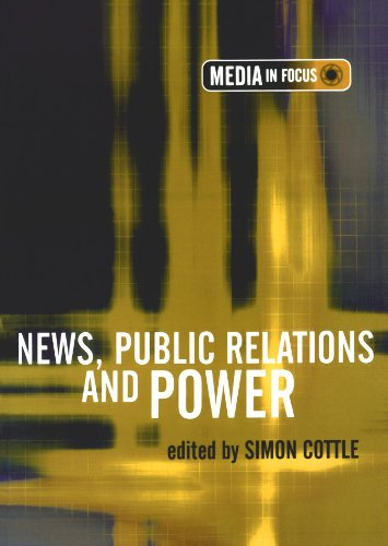 News, Public Relations and Power   2003 edition cover