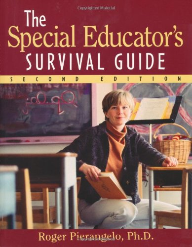 Special Educator's Survival Guide  2nd 2004 (Revised) edition cover