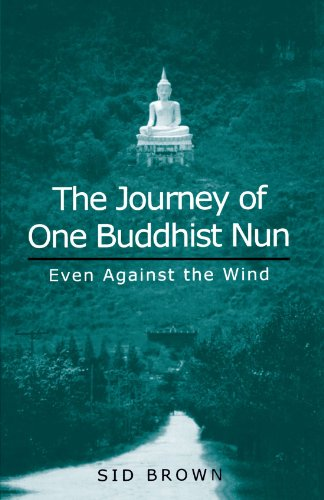 Journey of One Buddhist Nun Even Against the Wind  2001 edition cover