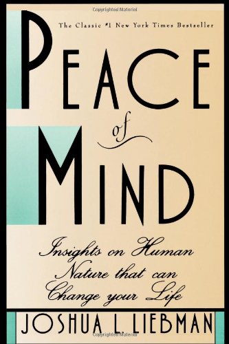 Peace of Mind  Reprint  edition cover