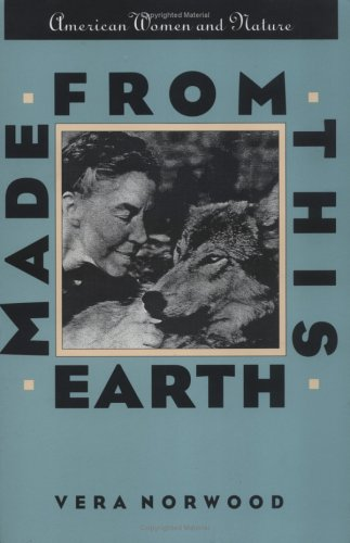 Made from This Earth American Women and Nature  1993 edition cover