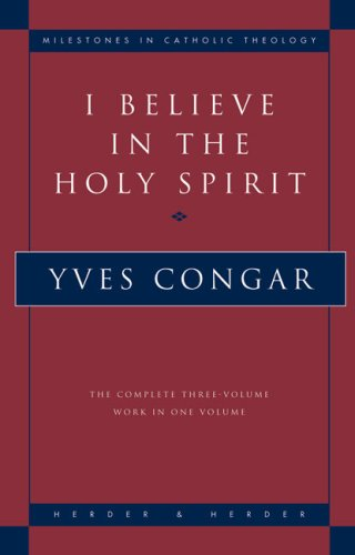 I Believe in the Holy Spirit   1997 edition cover