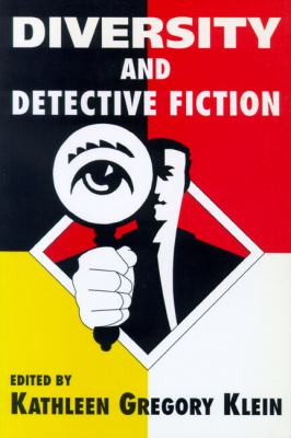 Diversity and Detective Fiction   1999 9780879727963 Front Cover