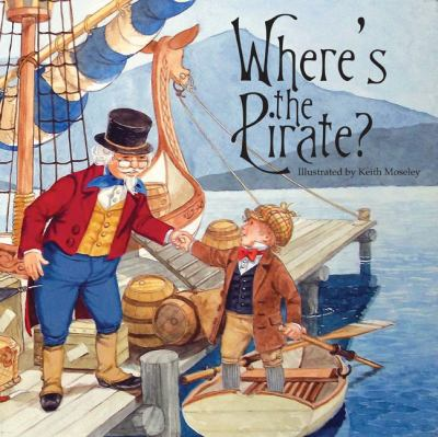 Where's the Pirate?  N/A 9781402788963 Front Cover