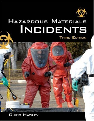 Hazardous Materials Incidents  3rd 2008 (Revised) edition cover