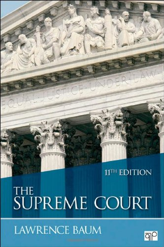 Supreme Court  11th 2013 (Revised) edition cover