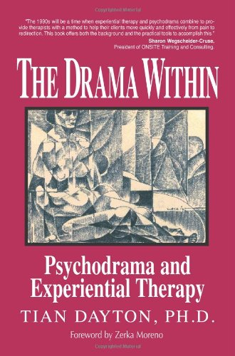 Drama Within Psychodrama and Experiential Therapy  1994 edition cover
