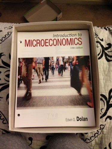 INTRODUCTION TO MICROECONOMICS N/A 9781618822963 Front Cover