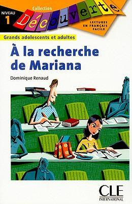 la recherche de Mariana N/A edition cover