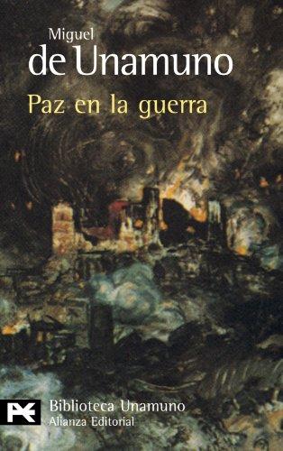 Paz En La Guerra / Peace in War:  2005 edition cover