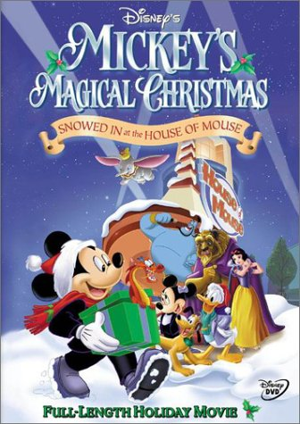 Mickey's Magical Christmas - Snowed in at the House of Mouse System.Collections.Generic.List`1[System.String] artwork