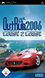 Outrun 2006 - Coast 2 Coast Sony PSP artwork