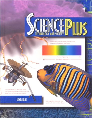 SciencePlus : Technology and Society N/A 9780030950964 Front Cover
