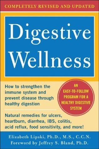 Digestive Wellness  3rd 2005 (Revised) edition cover
