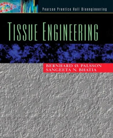 Tissue Engineering   2004 edition cover