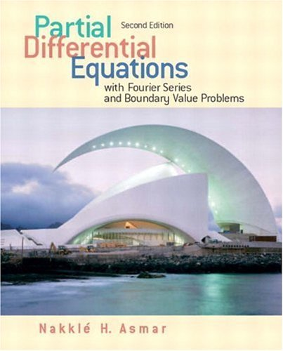 Partial Differential Equations and Boundary Value Problems  2nd 2005 edition cover