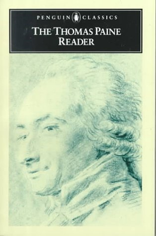 Thomas Paine Reader   1987 edition cover