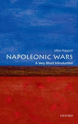 Napoleonic Wars: a Very Short Introduction   2013 edition cover