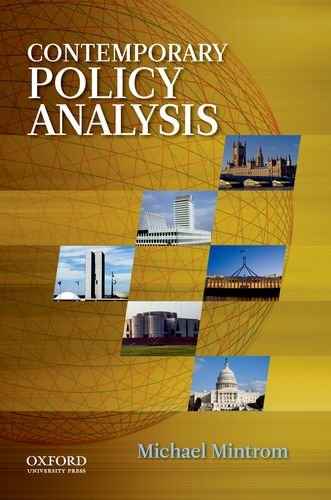 Contemporary Policy Analysis   2012 edition cover
