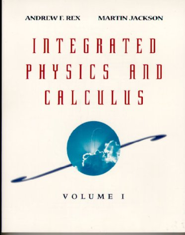 Integrated Physics and Calculus   2000 9780201473964 Front Cover