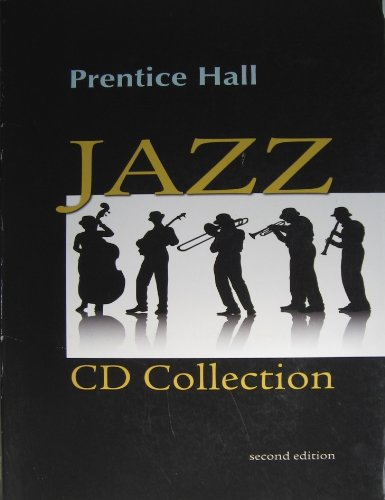 Prentice Hall Jazz Collection  2nd 2011 edition cover