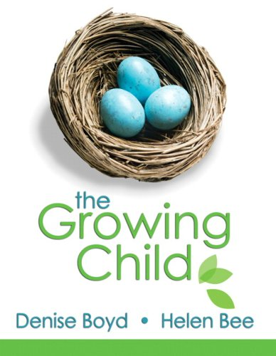 Growing Child   2010 edition cover