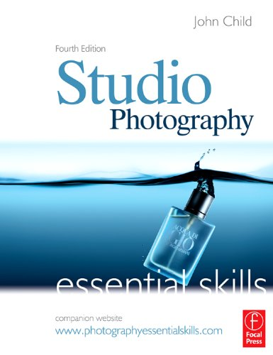 Studio Photography  4th 2008 (Revised) edition cover