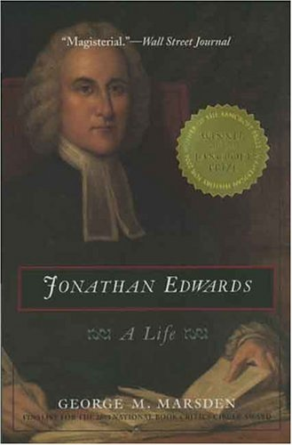 Jonathan Edwards A Life  2004 edition cover