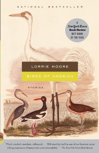 Birds of America Stories N/A edition cover