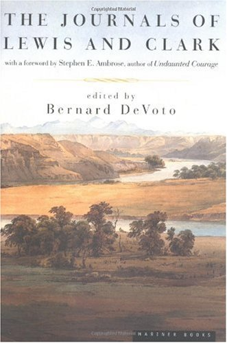 Journals of Lewis and Clark   1997 edition cover