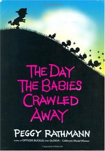 Day the Babies Crawled Away   2003 edition cover