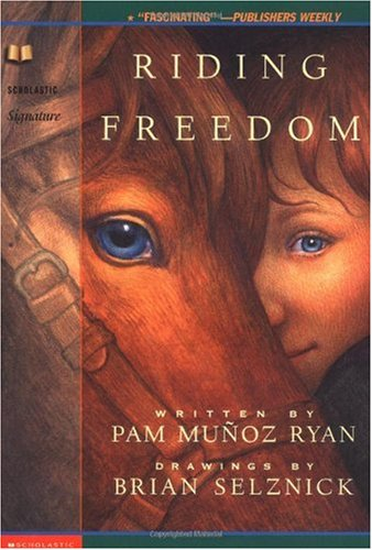 Riding Freedom   1998 edition cover
