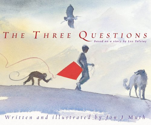 Three Questions   2002 edition cover
