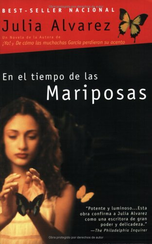 In the Time of the Butterflies   1998 edition cover