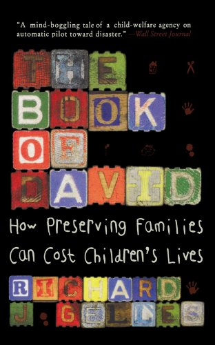 Book of David How Preserving Families Can Cost Children's Lives N/A edition cover