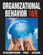 Organizational Behavior  10th 2008 9780470086964 Front Cover