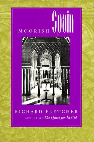 Moorish Spain  N/A edition cover