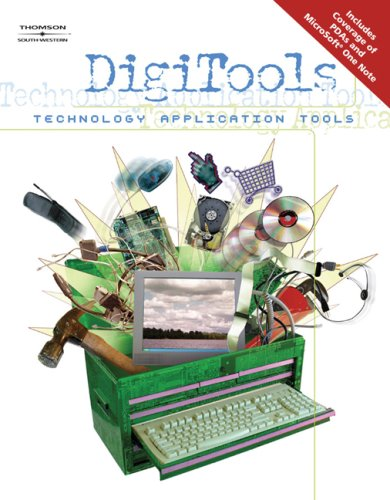 Digitools Technology Application Tools  2006 (Revised) 9780538441964 Front Cover