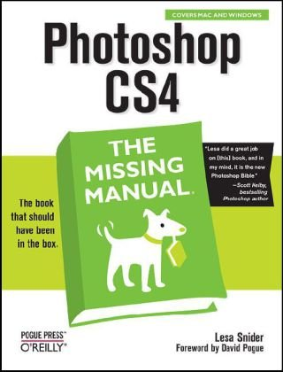 Photoshop CS4   2008 edition cover