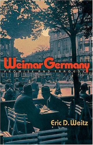 Weimar Germany Promise and Tragedy  2009 edition cover