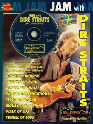 Jam with Dire Straits  N/A edition cover
